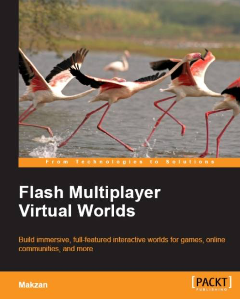 Book: Flash Multiplayer Virtual Worlds